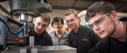 Clifton Engineering secures RGF/Arch funding for four additional apprentices