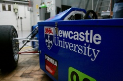 Newcastle University, Newcastle Racing & Formula Student partnership
