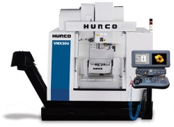Hurco 5 Axis Milling capacity now available