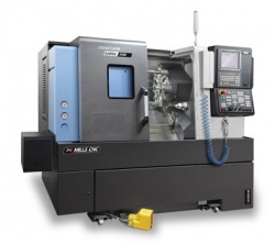 Investment in additional Puma 2100LB CNC Lathe